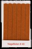 Mertz A49 Набор пилок в буклете 6 шт.