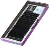 Barbara Ресницы черные Exclusive, изгиб D, диаметр 0.03, длина 13 мм.