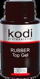 Kodi Professional Rubber Top Каучуковое топовое покрытие |Без кисти| 30 мл.
