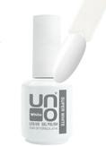 UNO Гель-лак Супер Белый Super White 15 мл.