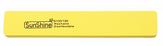 Sunshine Баф прямоугольный 100/180 желтый