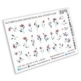 BPW Style Слайдер-дизайн Осенние цветы, sd5-2036