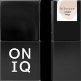 ONIQ Allusion Гель-лак для ногтей, цвет Limpid beige OGP-173