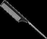 EuroStil Расческа хвостик с крючком 00473