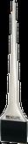 Dewal Кисть-лопатка для окрашивания силиконовая, средняя 44 мм. JPP147