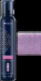 Indola Color Style Оттеночный мусс для укладки волос Пудровая Сирень 200мл