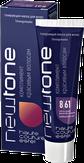 Estel Newtone Маска тонирующая для волос 8/61 Светло-русый фиолетово-пепельный 60 мл.