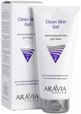 Aravia Интенсивный гель для ультразвуковой чистки лица и аппаратных процедур Clean Skin Gel 200 мл.