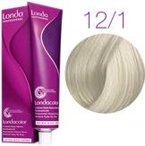Londa Color Стойкая крем-краска 12/1 специальный блонд пепельный, 60 мл,