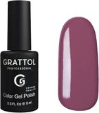 Grattol Гель-лак №024 Dusty Purple