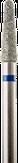 Владмива Фреза алмазная конус, D2,9 мм. синяя, средняя зернистость 806.199.524.029