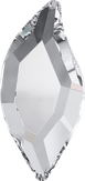 Swarovski Elements Стразы 2797 8 x 4 mm Crystal 12 шт.