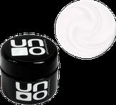 UNO Гель-краска 001 White - белая, 5 гр.