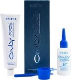 Estel Professional ONLY looks Краска для бровей и ресниц иссине-черная