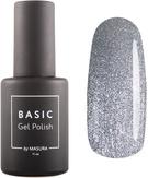 Masura Гель-лак Basic Вулканическое серебро, 11 мл B050S