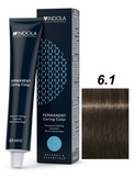 Indola Natural&Essentials 6.1 Крем-краска Темный русый пепельный 60мл