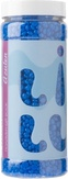 LILU Воск полимерный в гранулах в банке Синий, 300 гр