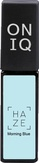 ONIQ Гель-лак для ногтей HAZE: Morning Blue OGP-085s