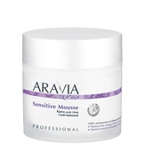 Aravia Organic Крем для тела смягчающий Sensitive Mousse, 300 мл.