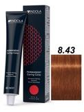 Indola Red&Fashion 8.43 Крем-краска Светлый русый медный золотистый 60мл