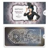 MoYou London пластина для стемпинга Gothic 09
