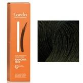 Londa Ammonia Free Интенсивное тонирование 4/71 шатен коричнево-пепельный, 60 мл.