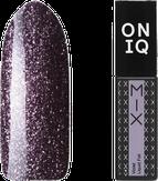 ONIQ Гель-лак для ногтей плотный MIX: Violet Liguid Foil OGP-108s