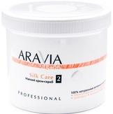 Aravia Organic Мягкий крем-скраб Silk Care 550 мл.