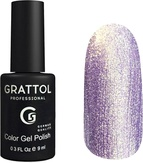 Grattol Гель-лак №157 Lilac Golden Pearl