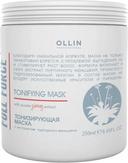 Ollin FULL FORCE Тонизирующая маска с экстрактом пурпурного женьшеня, 250 мл.