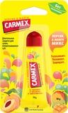 Carmex Бальзам для губ, аромат манго и персик (тюбик) 10 гр.