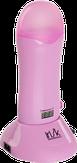 Irisk Воскоплав с терморегулятором 1-кассетный с базой Caitlyn  (03 Сиреневый)