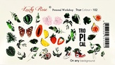 Lucky Rose Слайдер-дизайн True Colour-102