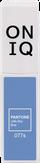 ONIQ Гель-лак для ногтей PANTONE 077s, цвет Little boy blue OGP-077s