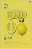 Holika Holika Pure Essence Mask Sheet Lemon Тонизирующая тканевая маска Лимон