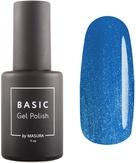 Masura Гель-лак Basic Джинсовый голубой, 11 мл B049S
