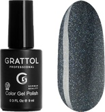 Grattol Luxury Stones Agate Гель-лак №8 9 мл