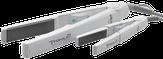 GA.MA Набор щипцы-выпрямители титаниум лазер ион  Mini T