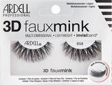 Ardell 3D Faux Mink 858 Накладные ресницы, норка (L)