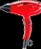 BaByliss Pro Фен Vulcano, красный, ионизация 2200W