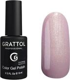 Grattol Гель-лак №122 Pink Pearl