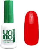 UNO Гель-лак - 047 Маковый красный - Poppy Red, 8мл.