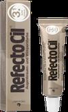 RefectoCil Краска для бровей и ресниц, цвет светло-коричневый № 3.1 15 мл.