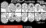 Lucky Rose Слайдер-трафарет Modeling-5
