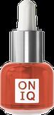 ONIQ Масло для кутикулы Апельсин, 15 мл