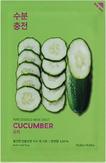 Holika Holika Pure Essence Mask Sheet Cucumber Тканевая маска успокаивающая с экстрактом огурца