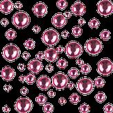 Irisk Стразы микс цветов и размеров в баночке, № 08 Rose