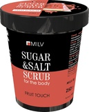 MILV Сахарно-солевой скраб для тела «Арбуз» 250 гр.