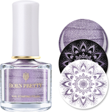 Born Pretty Лак для стемпинга Purple BP-Q06 6 мл