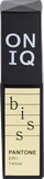 ONIQ Гель-лак для ногтей PANTONE 007s, цвет Elfin yellow OGP-007s